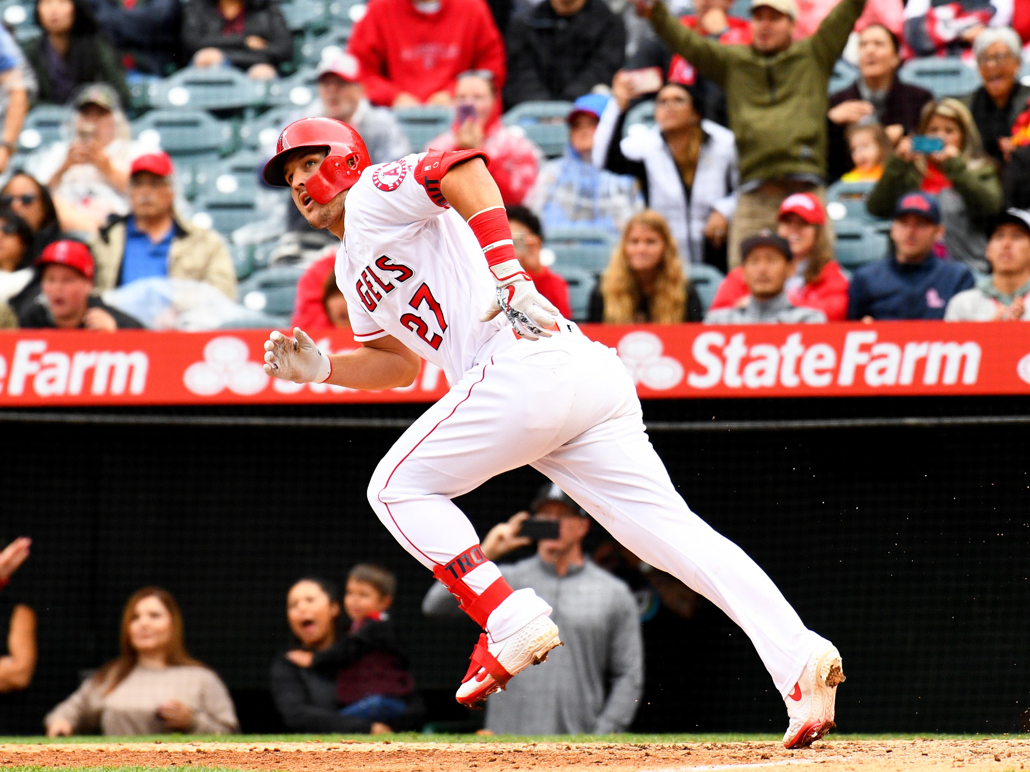 MLB: MAY 26 Rangers at Angels