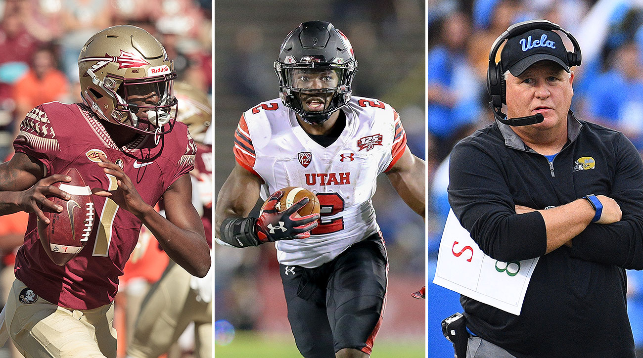 College football Week 1 FSU Boise State UCLA Cincinnati Utah BYU