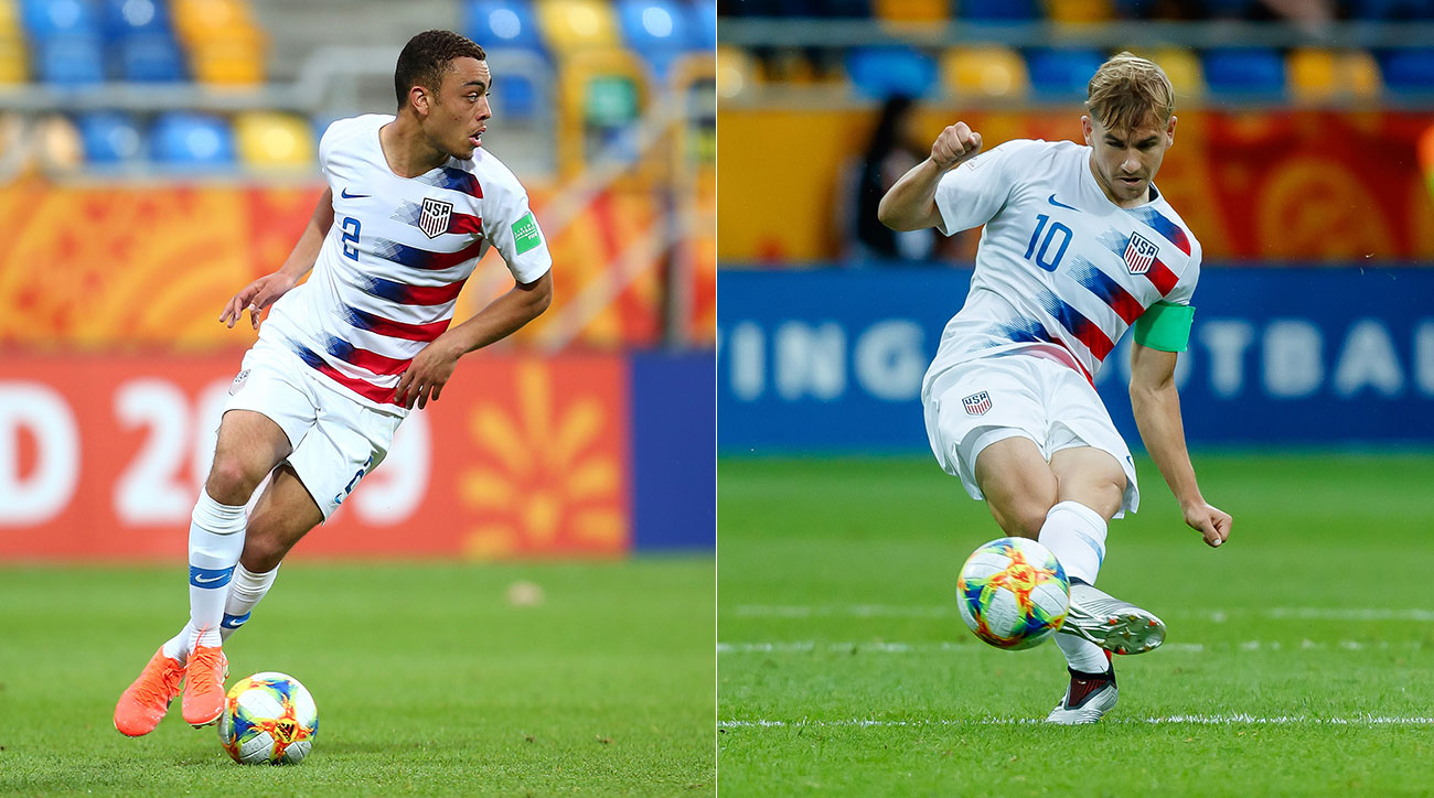Sergino Dest and Paxton Pomykal will suit up for the USMNT vs. Mexico and Uruguay