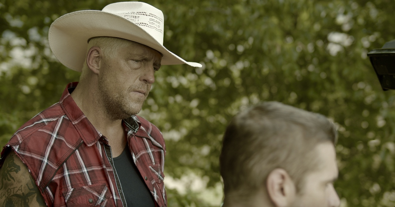 Dustin Rhodes stars in independent movie