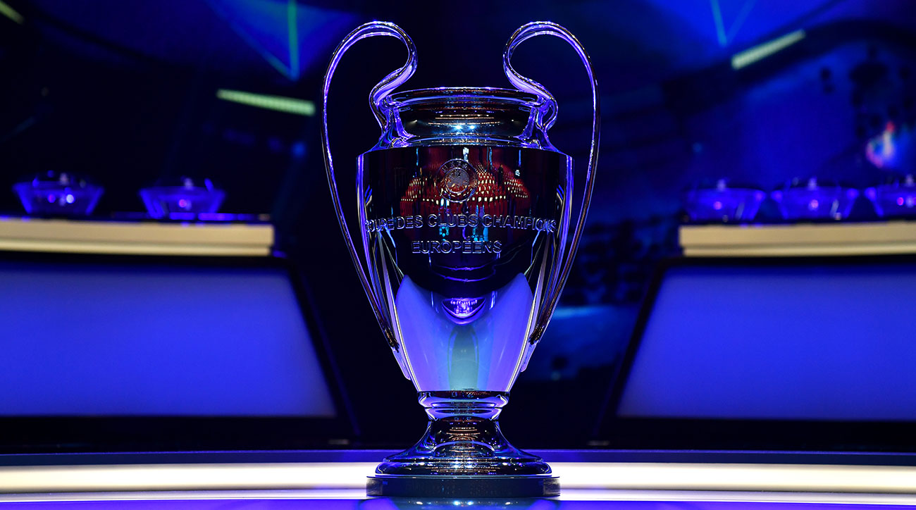 The groups for the 2019-2020 Champions League are set