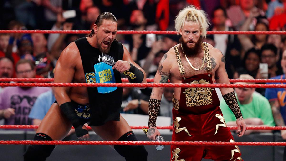 Enzo Amore and Big Cass talking with WWE about NXT return