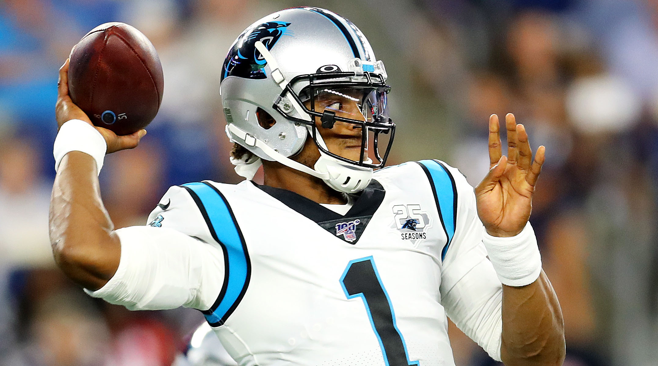 Panthers QB Cam Newton