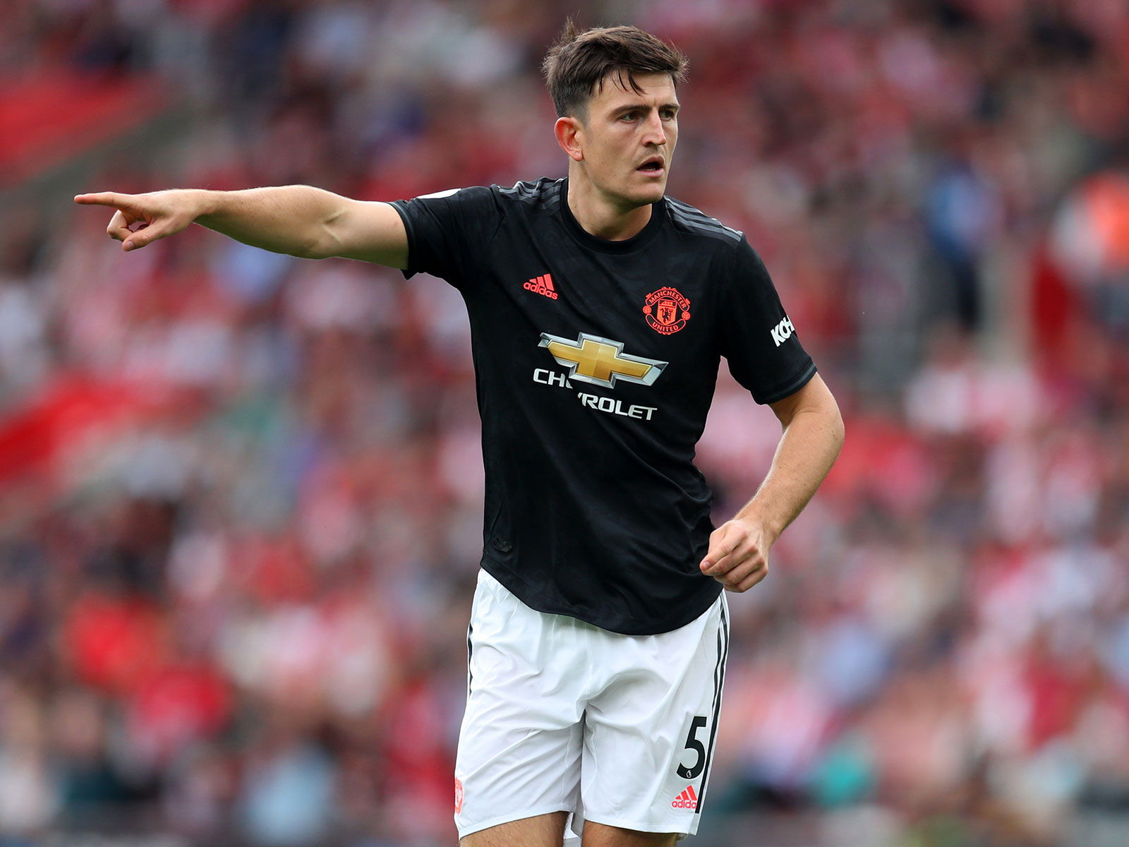 Harry Maguire is Man United's new center back