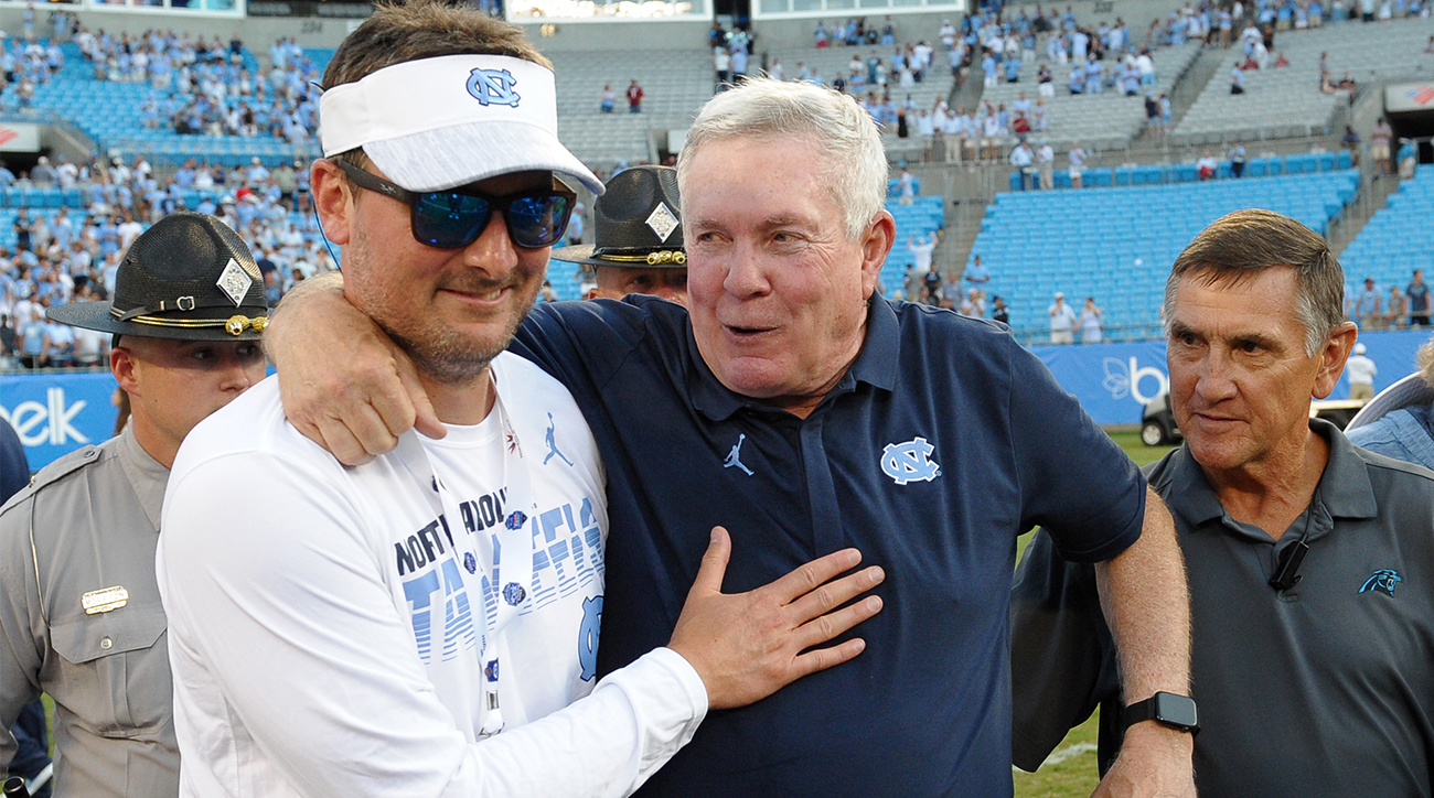 Mack Brown S Return Why He Danced After Unc S Win Vs South