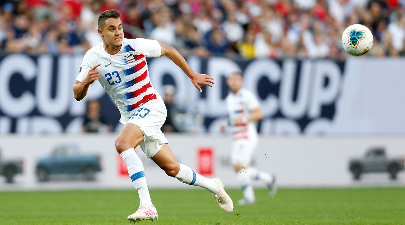 Aaron Long has featured regularly for Gregg Berhalter and the USMNT
