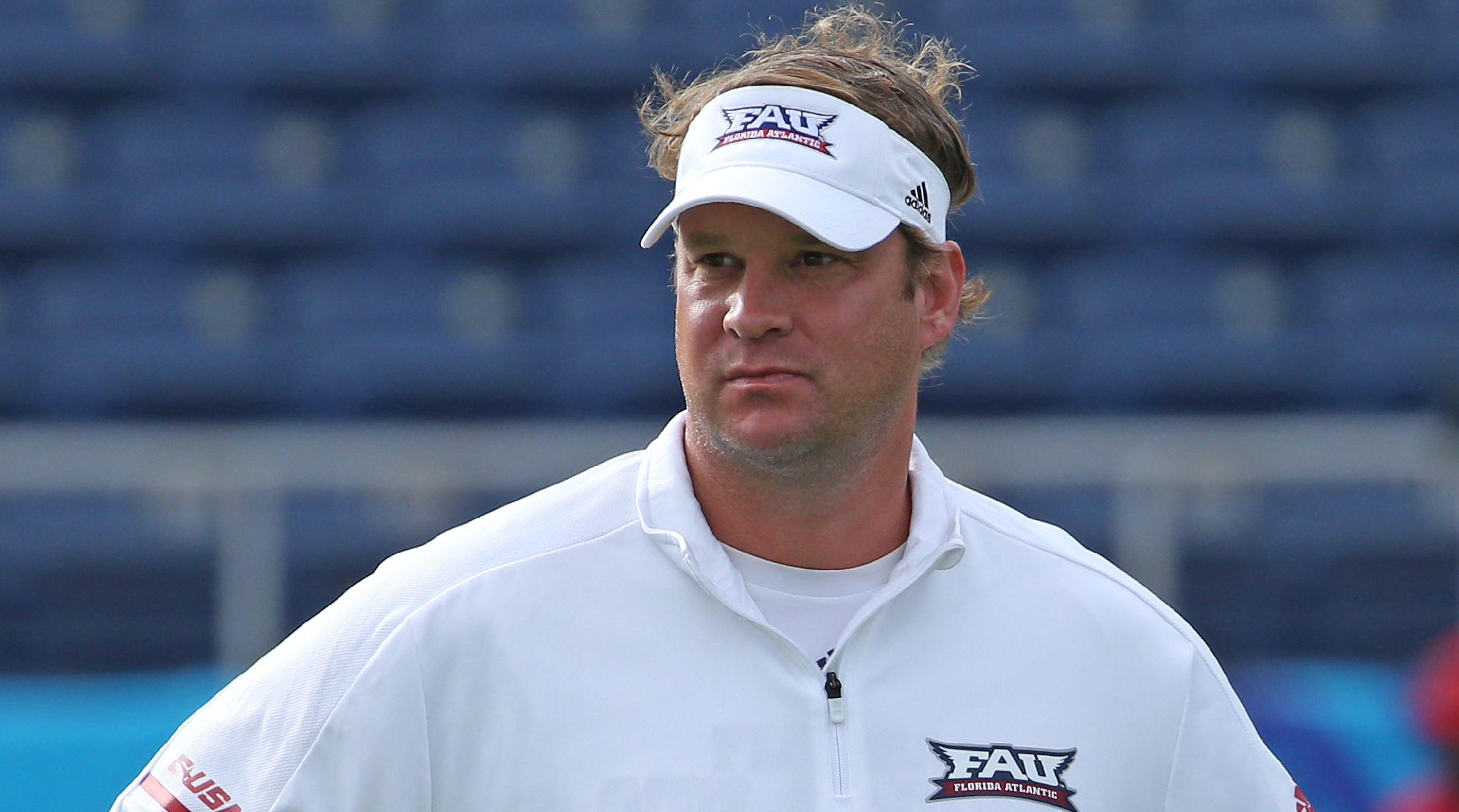 FAU head coach Lane Kiffin