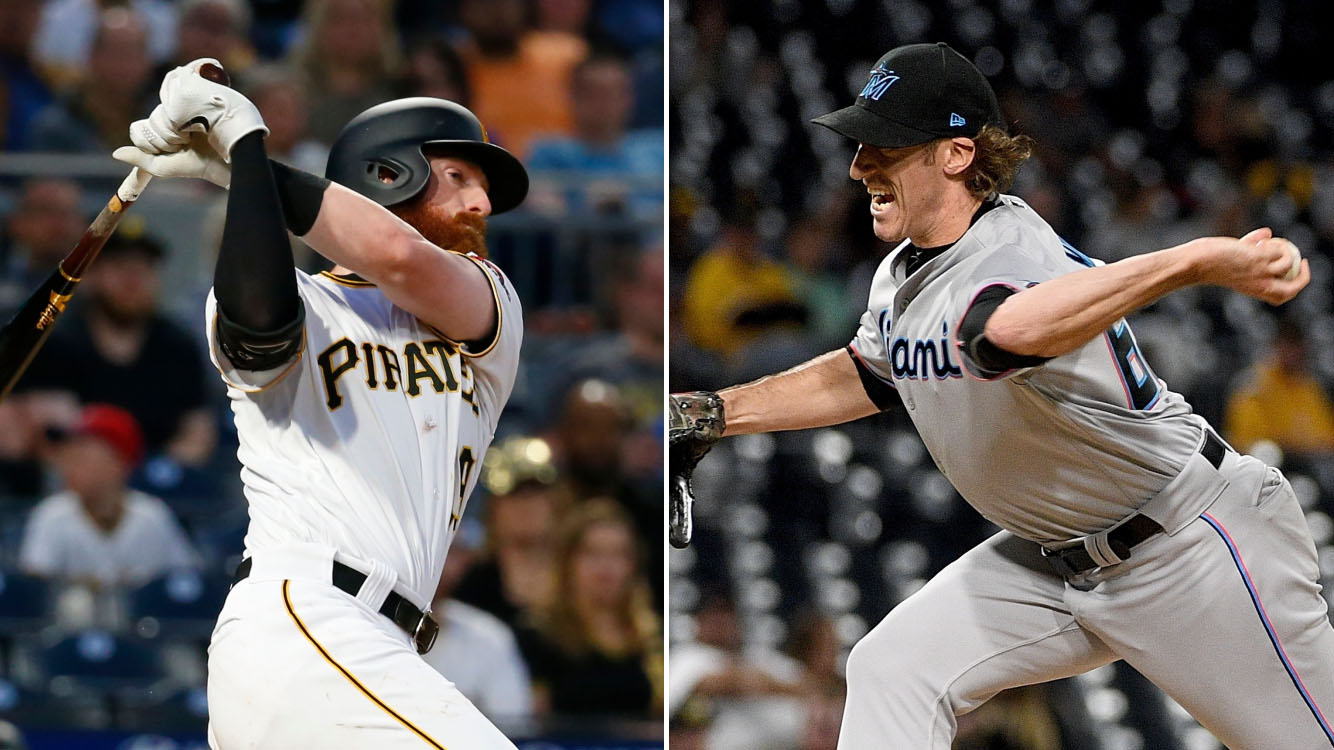 Brian Moran strikes out brother Colin in MLB debut (video)