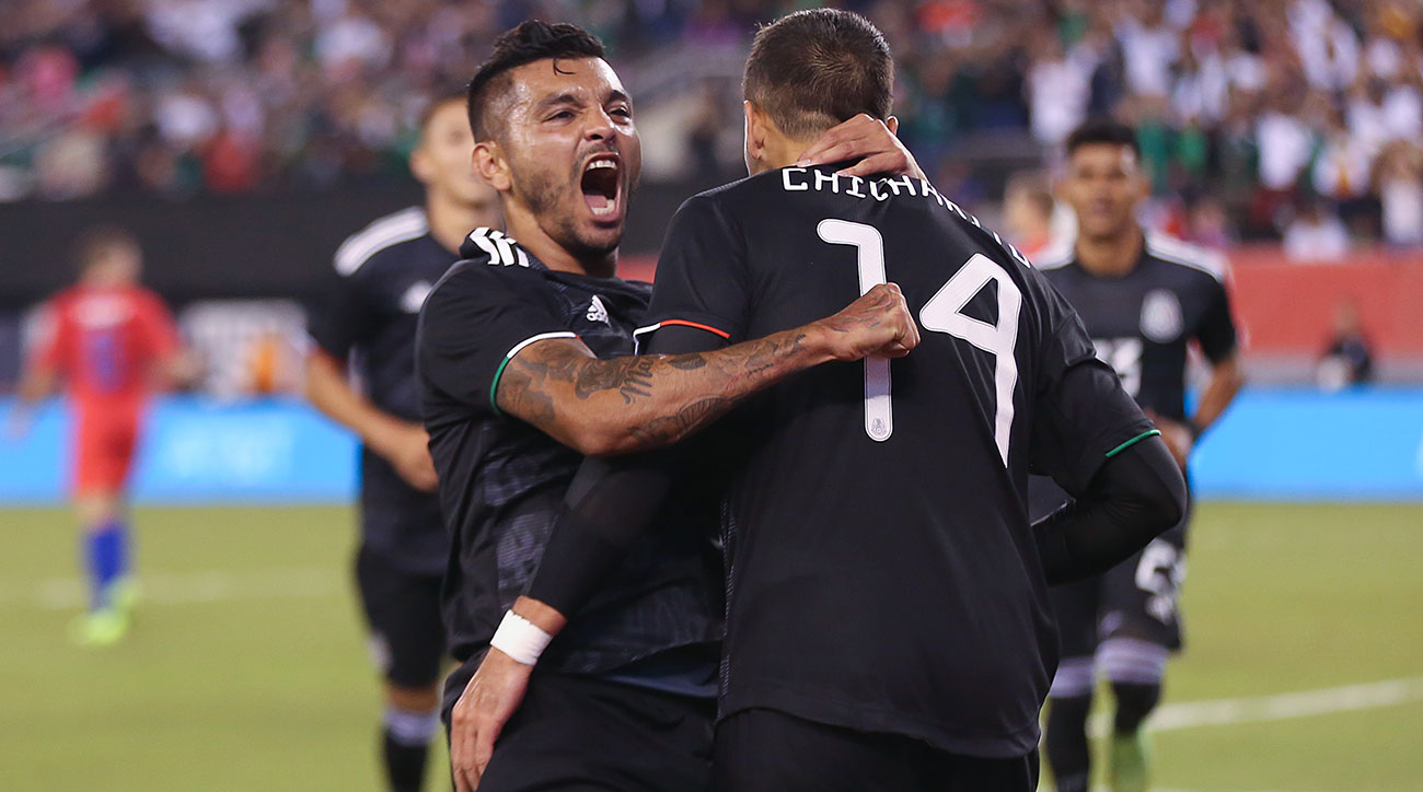Mexico beats the USMNT 3-0 in a friendly