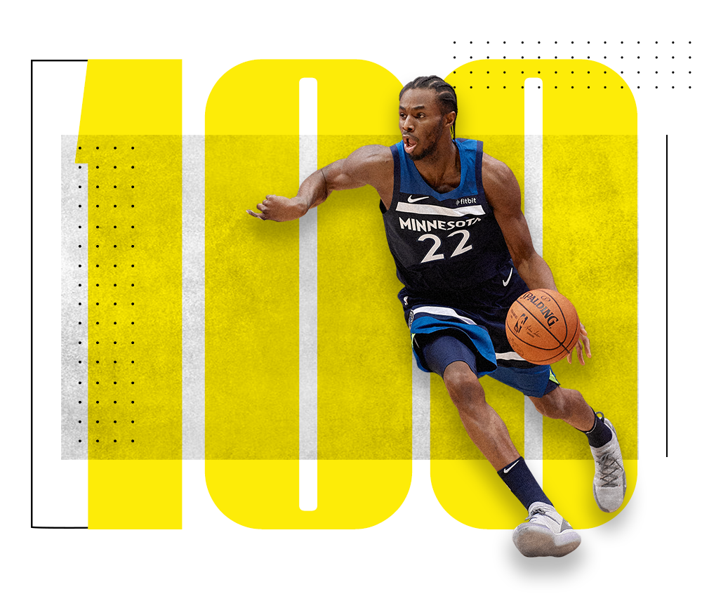 Top 100 NBA Players 2019-2020: Andrew Wiggins