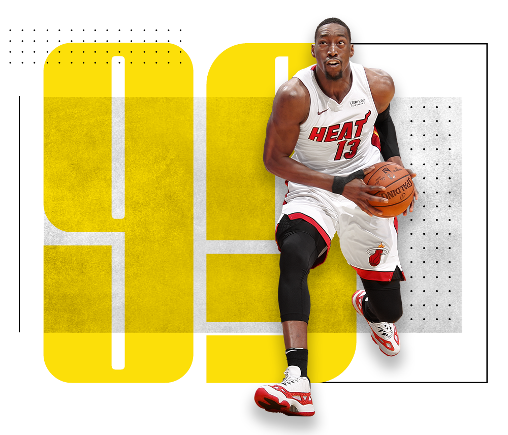 Top 100 NBA Players 2019-2020: Bam Adebayo