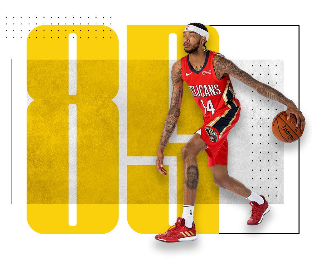 Top 100 NBA Players 2019-2020: Brandon Ingram
