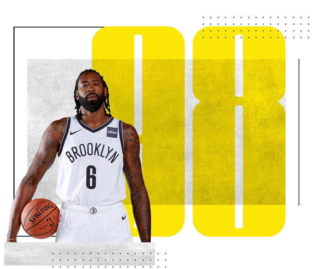 Top 100 NBA Players 2019-2020: DeAndre Jordan