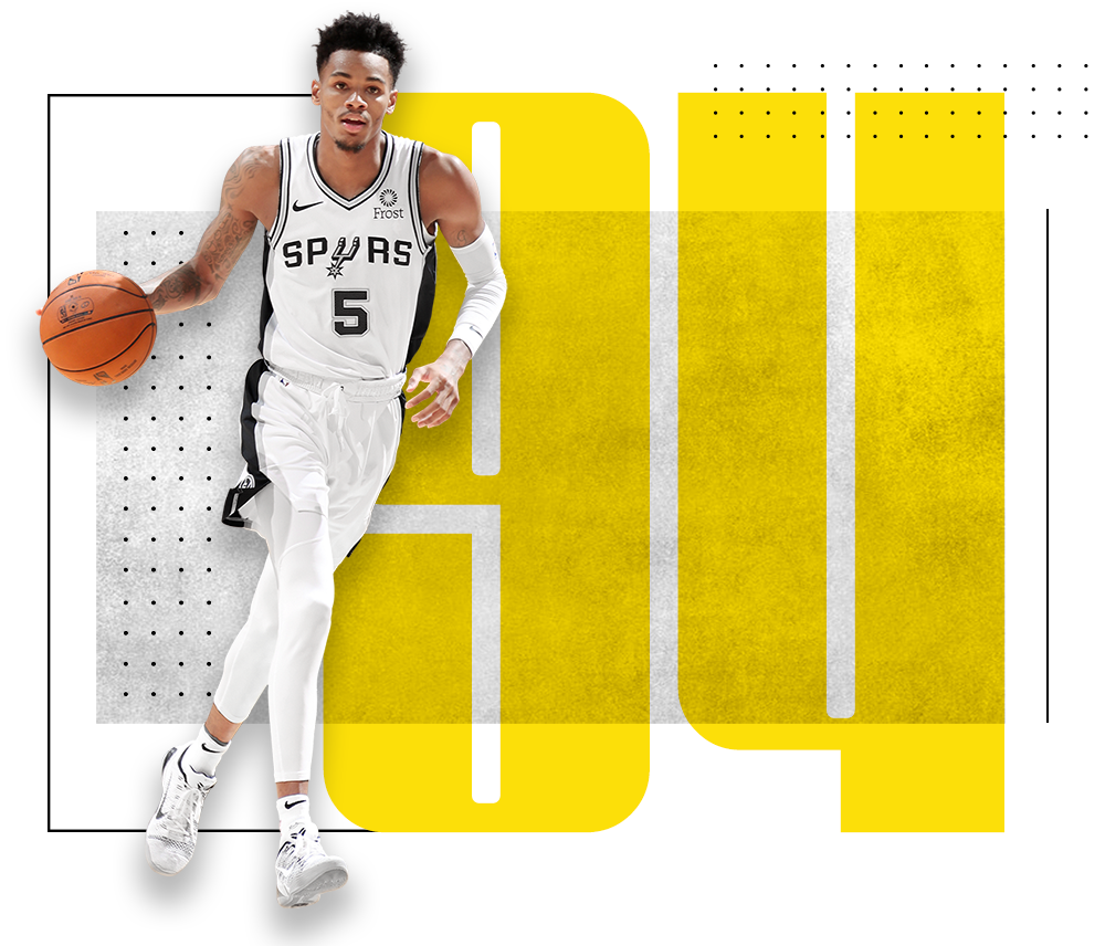 Top 100 NBA Players 2019-2020: Dejounte Murray