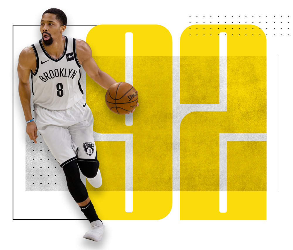 Top 100 NBA Players 2019-2020: Spencer Dinwiddie