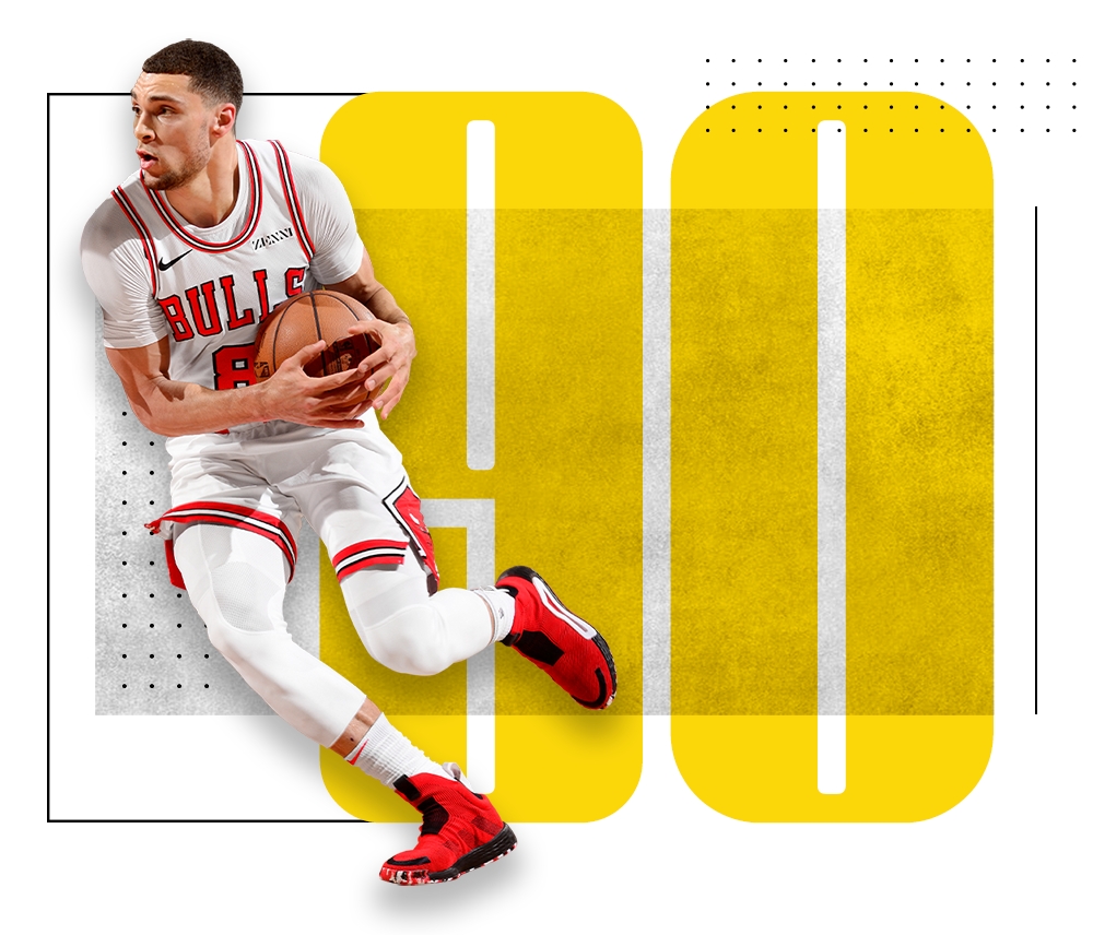 Top 100 NBA Players 2019-2020: Zach Lavine