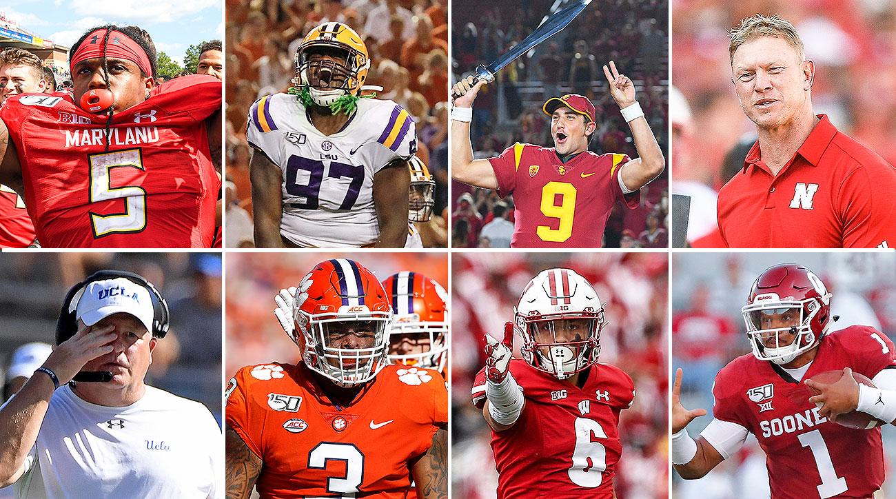 College football Week 2 rankings NCAA The Rundown