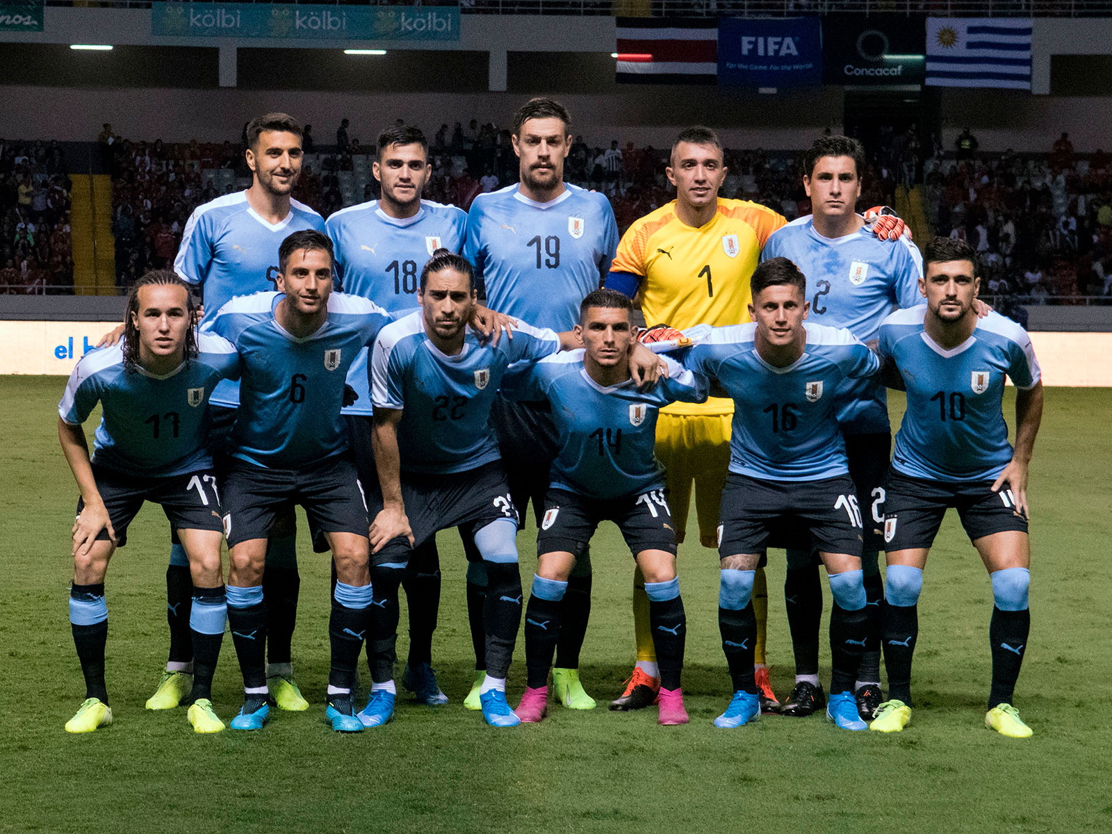 Uruguay poses a challenge for the USMNT