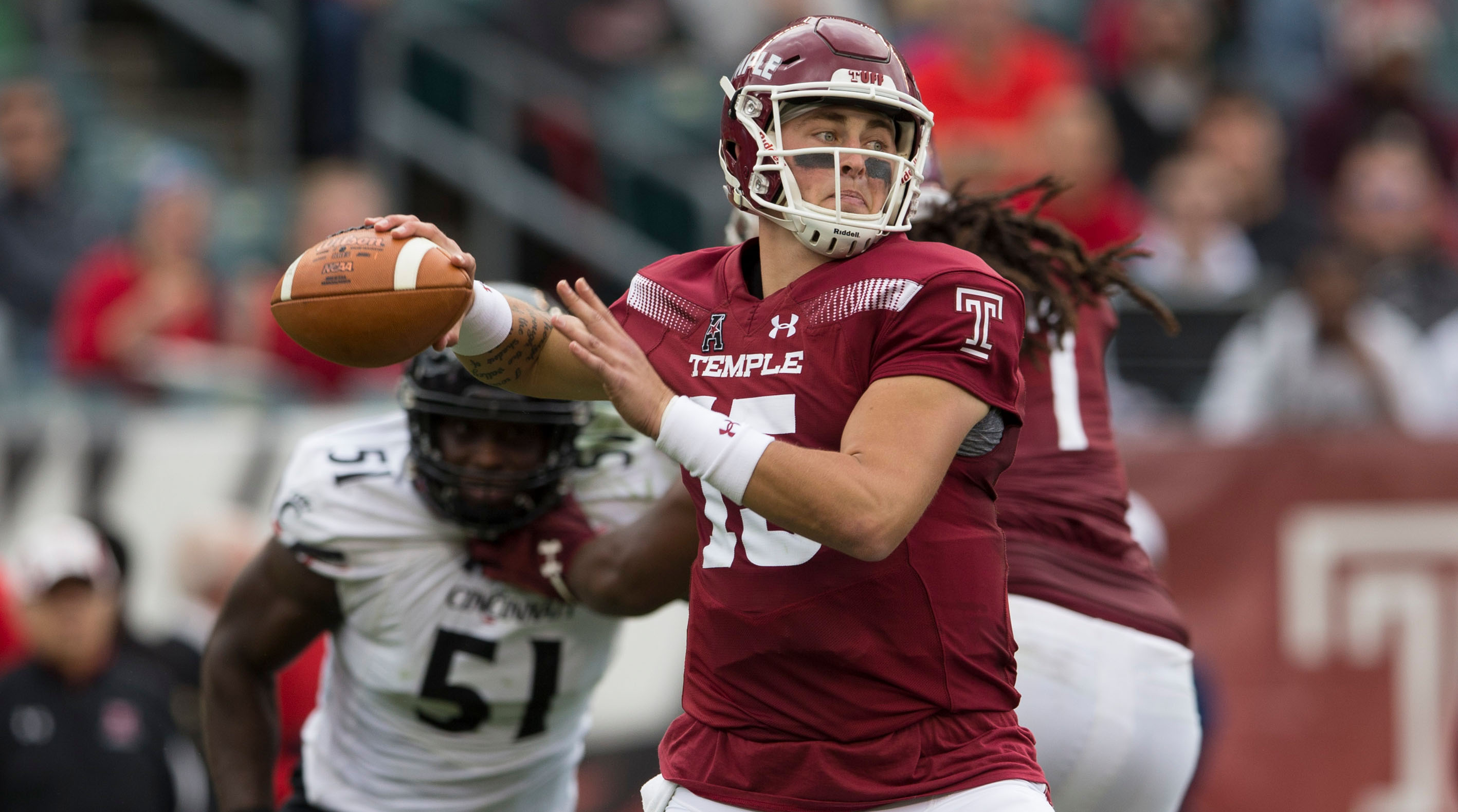 Temple QB Anthony Russo