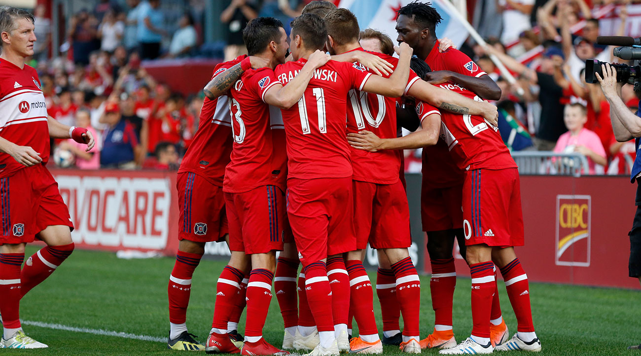 The Chicago Fire will play at Soldier Field next season