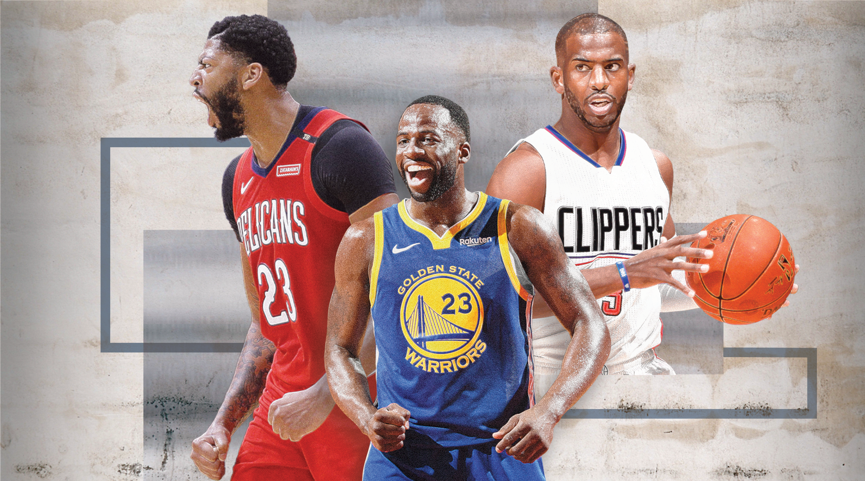 SI's NBA All-Decade Team: Second Team