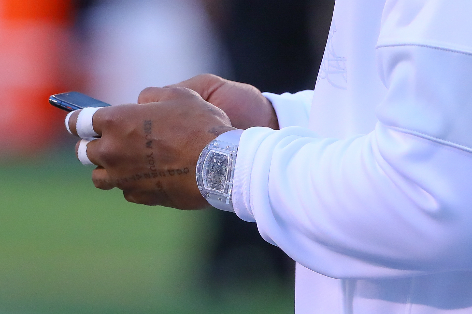 Odell Beckham watch: Browns WR wears $2 million Richard Mille RM 56-01