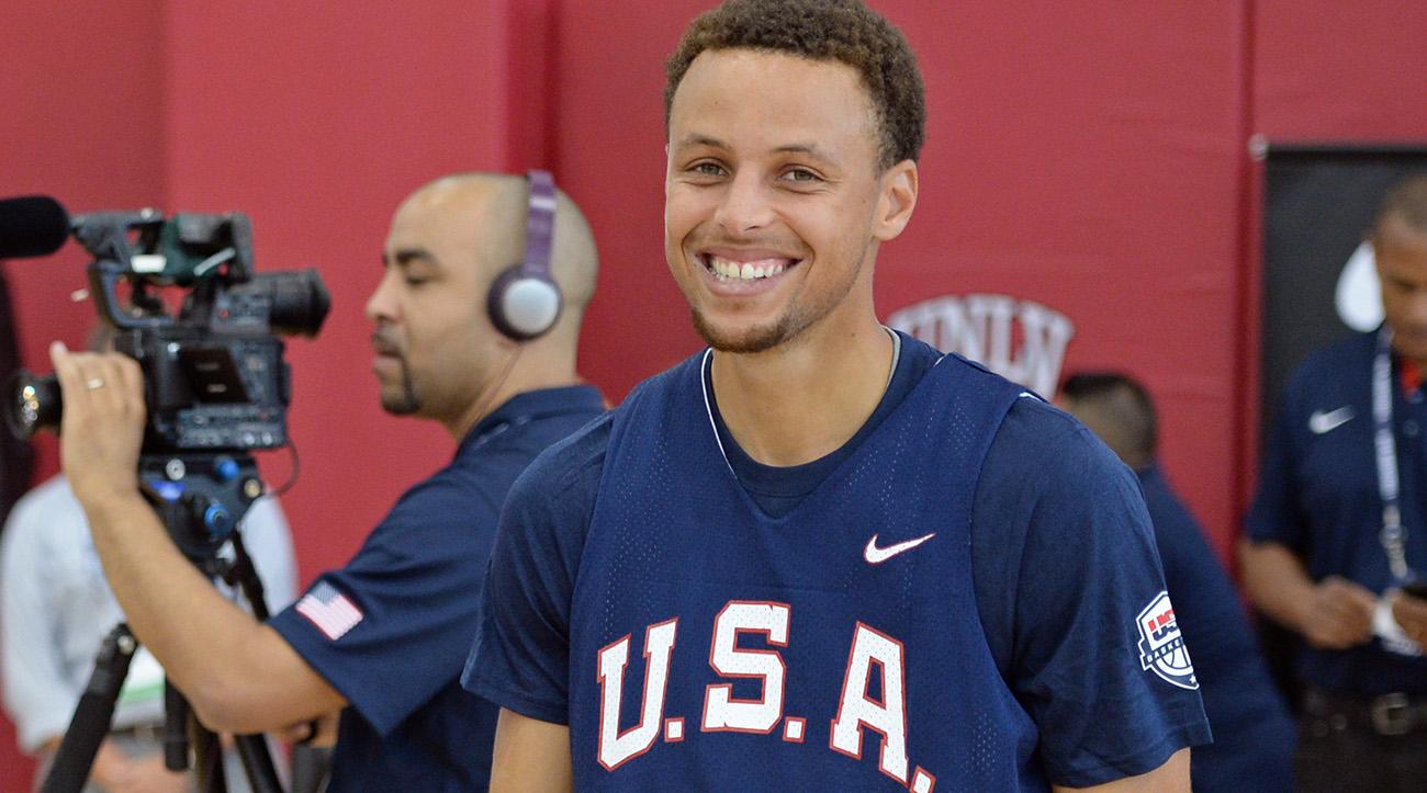 2015 USA Basketball Men's National Team Minicamp