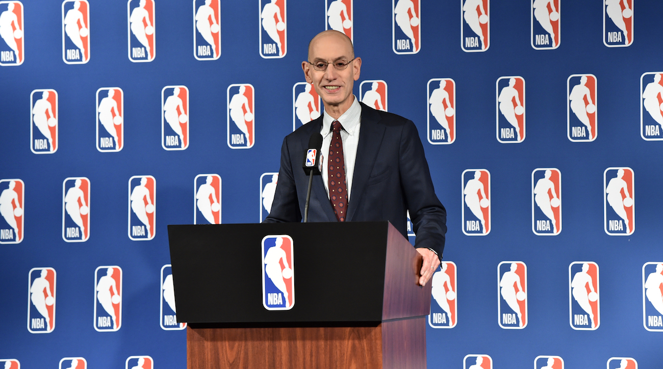adam silver nba tampering consequences