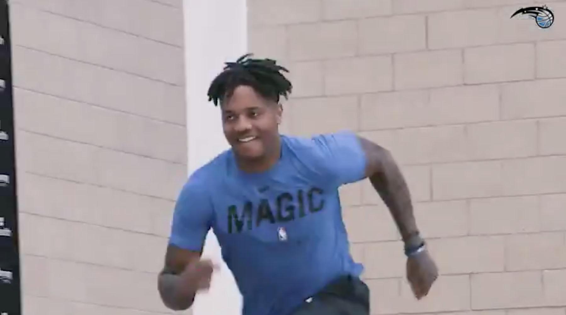 Markelle Fultz new Magic hype video