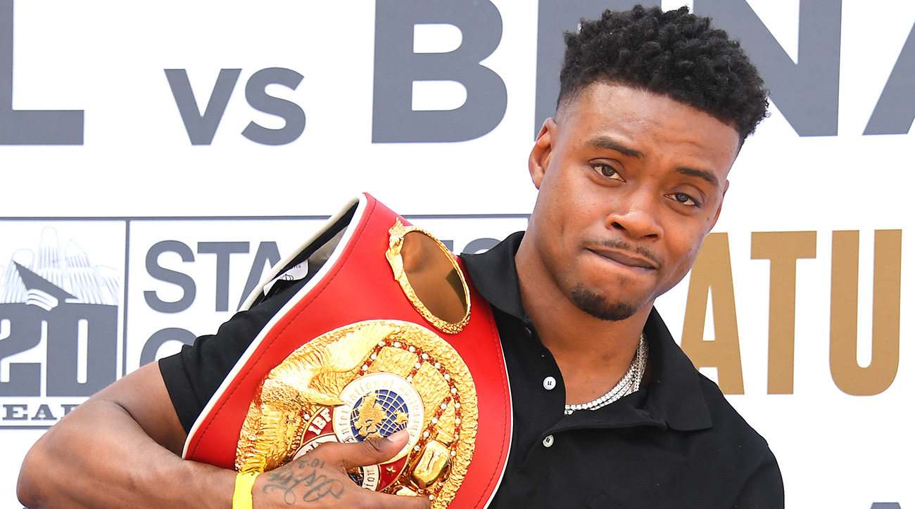 Errol Spence Jr. preps for Shawn Porter clash