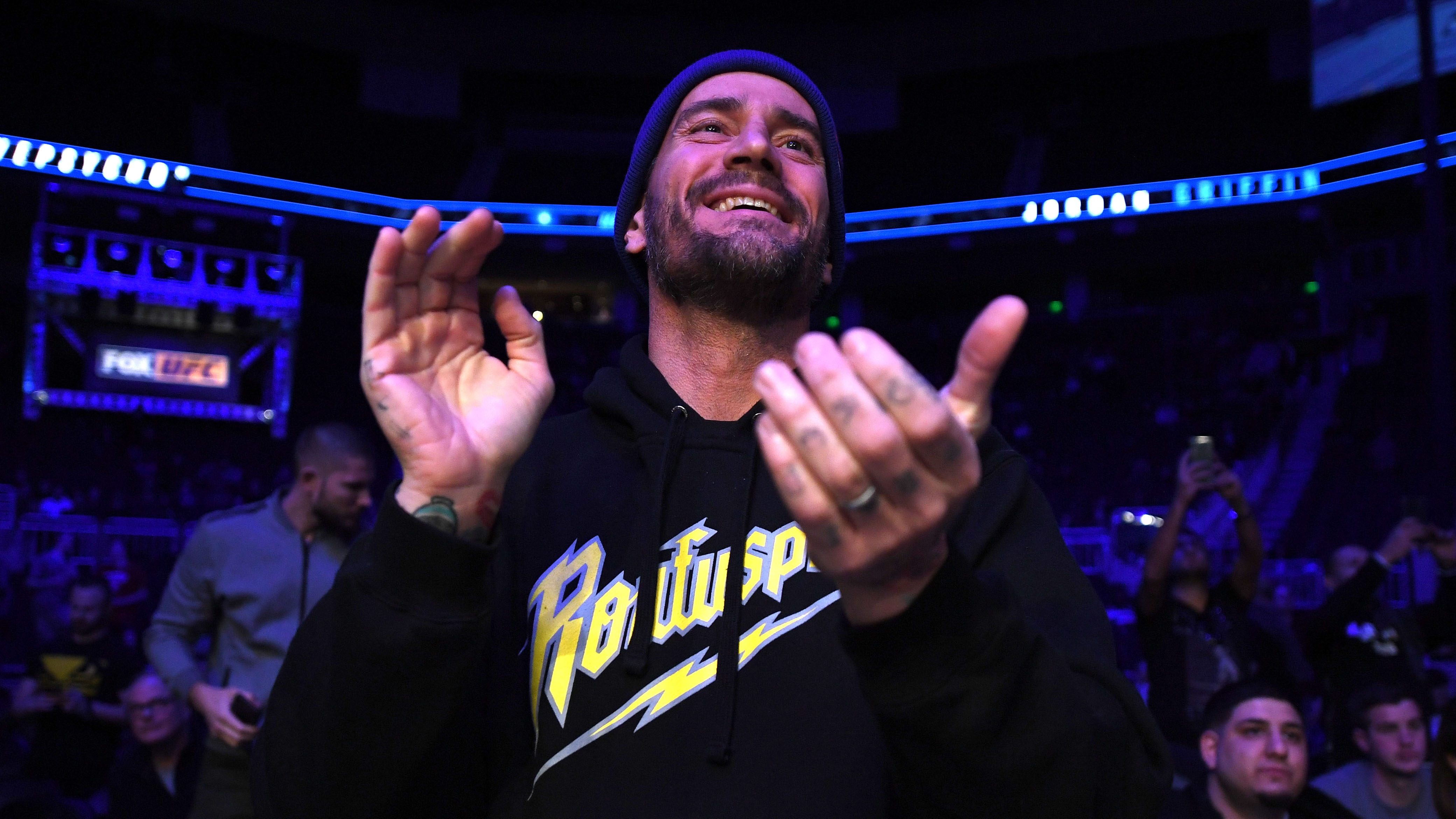 CM Punk auditions for return to WWE on Fox's 'Backstage'