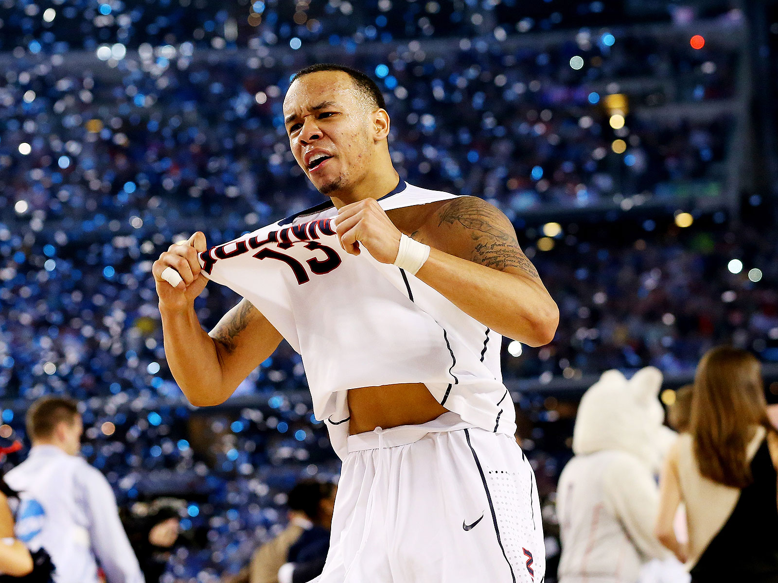 UConn Shabazz Napier college basketball all-decade