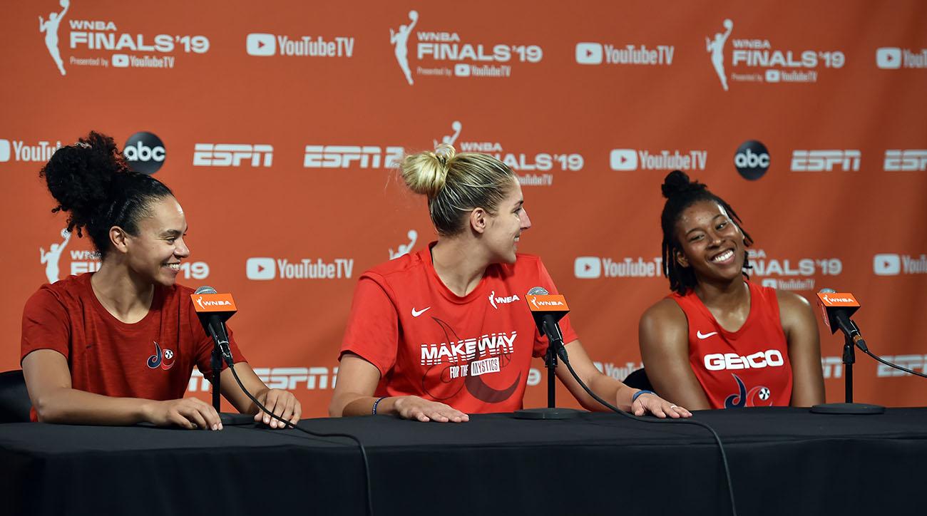 2019 WNBA Finals - Game One