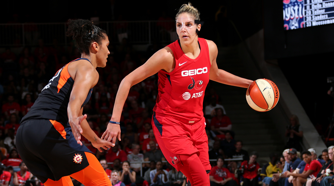 2019 WNBA Finals - Game One