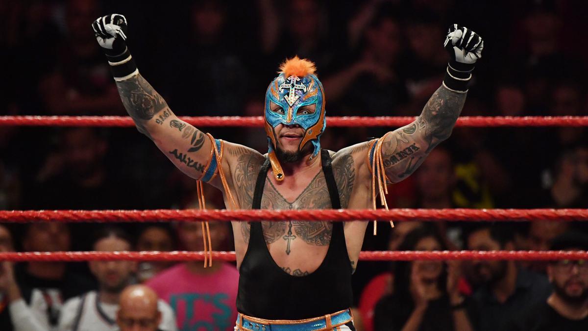 WWE Raw preview: Rey Mysterio talks match vs Seth Rollins