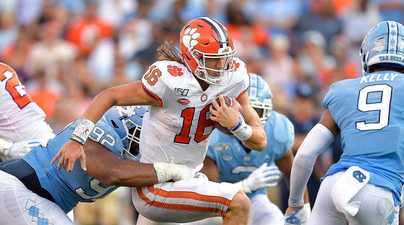 Clemson football College football playoff bowl projections