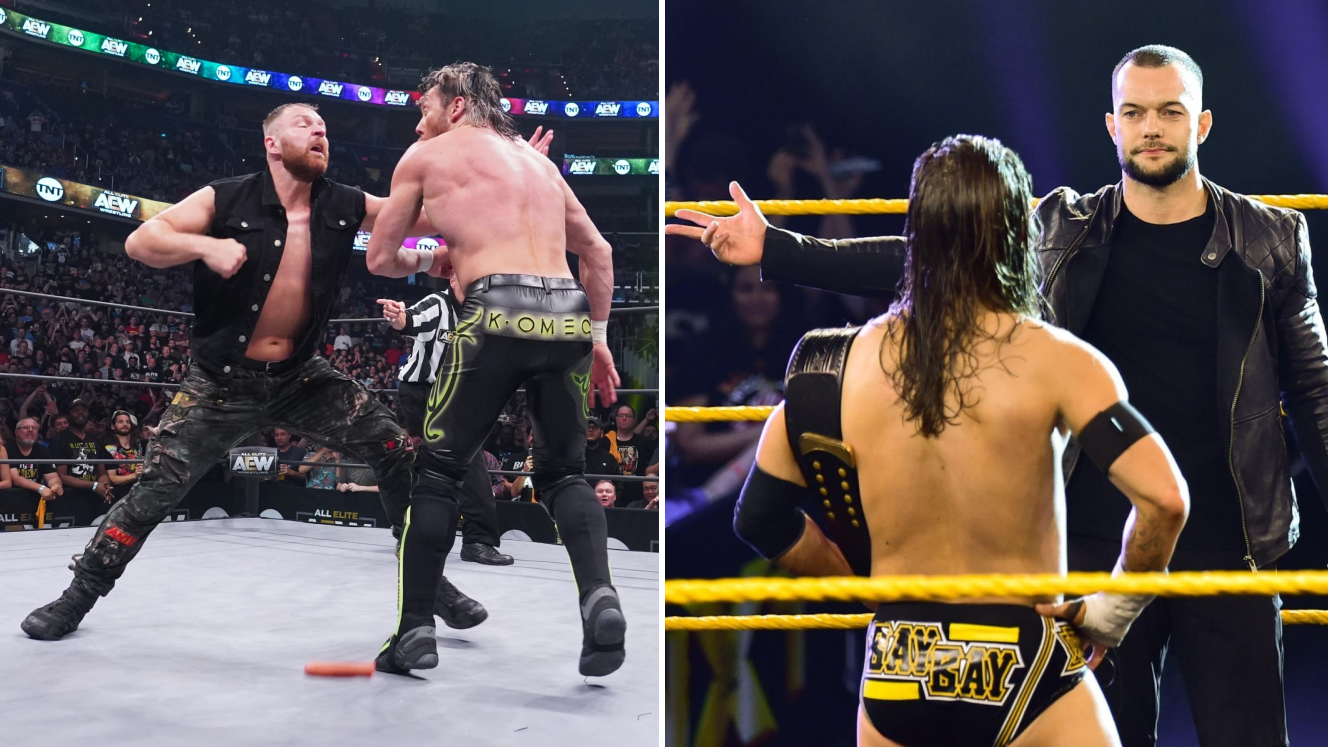AEW Dynamite, WWE NXT recaps: Highlights, review from debuts