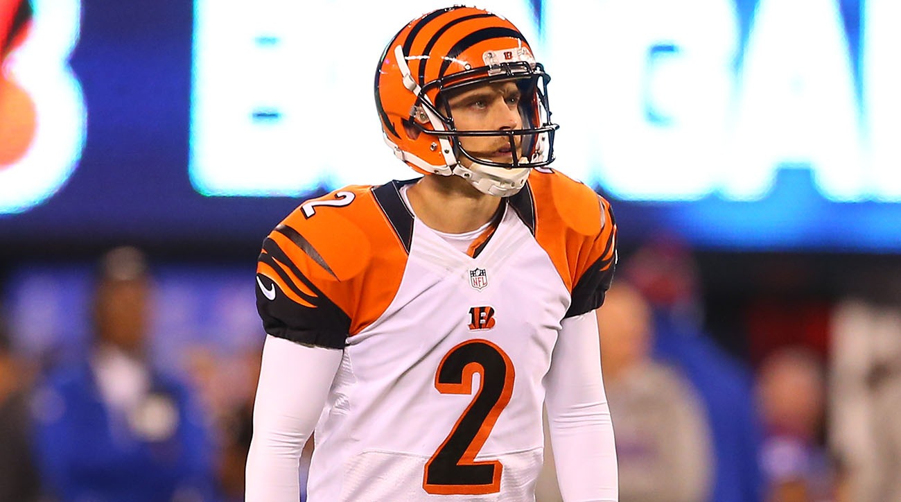 Mike Nugent to sign with Patriots