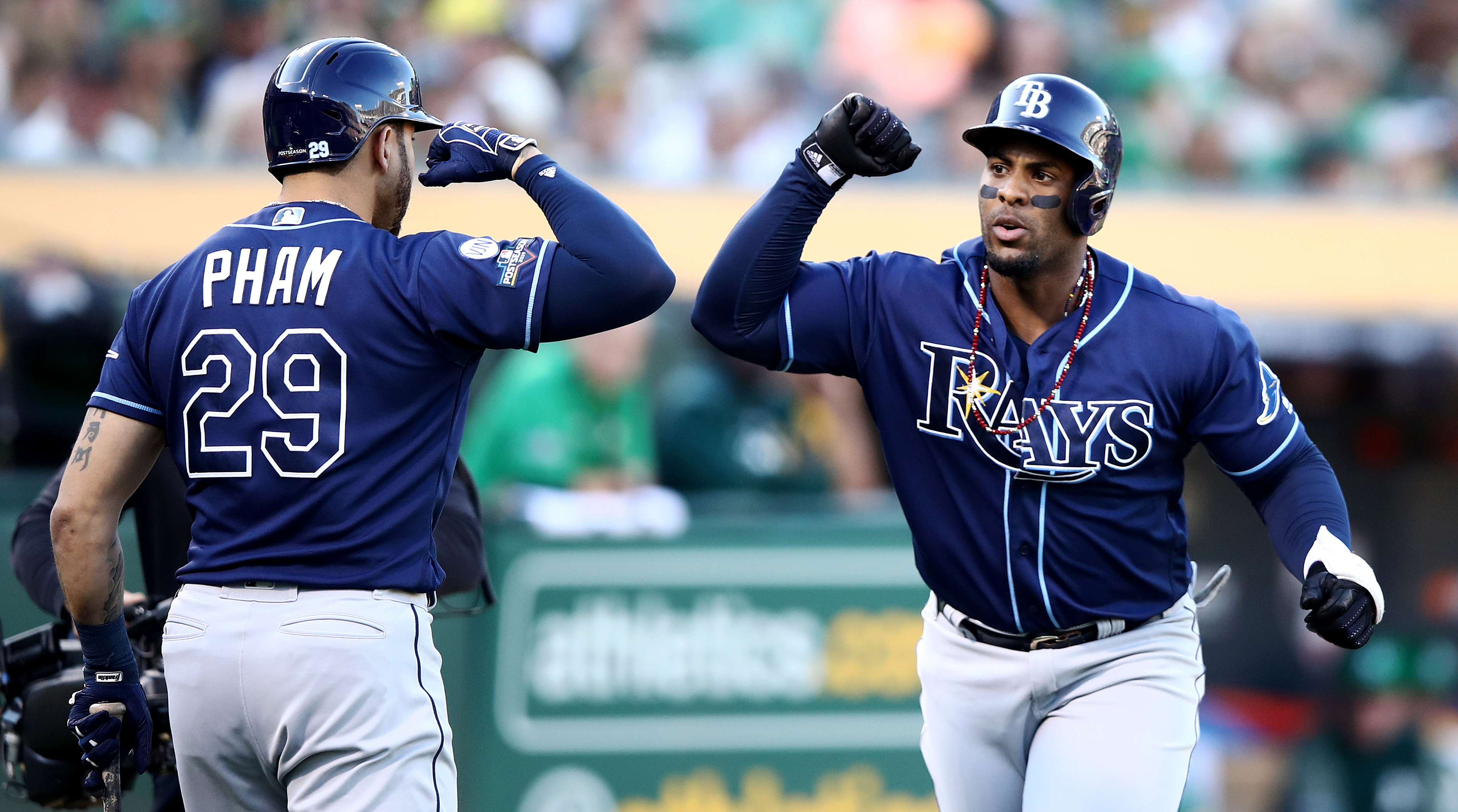 Wild Card Round - Tampa Bay Rays v Oakland Athletics