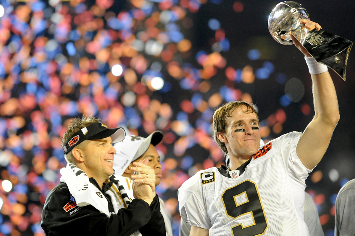 Drew Brees has helped rebuild New Orleans after Hurricane Katrina ... 8ae7ff3e1