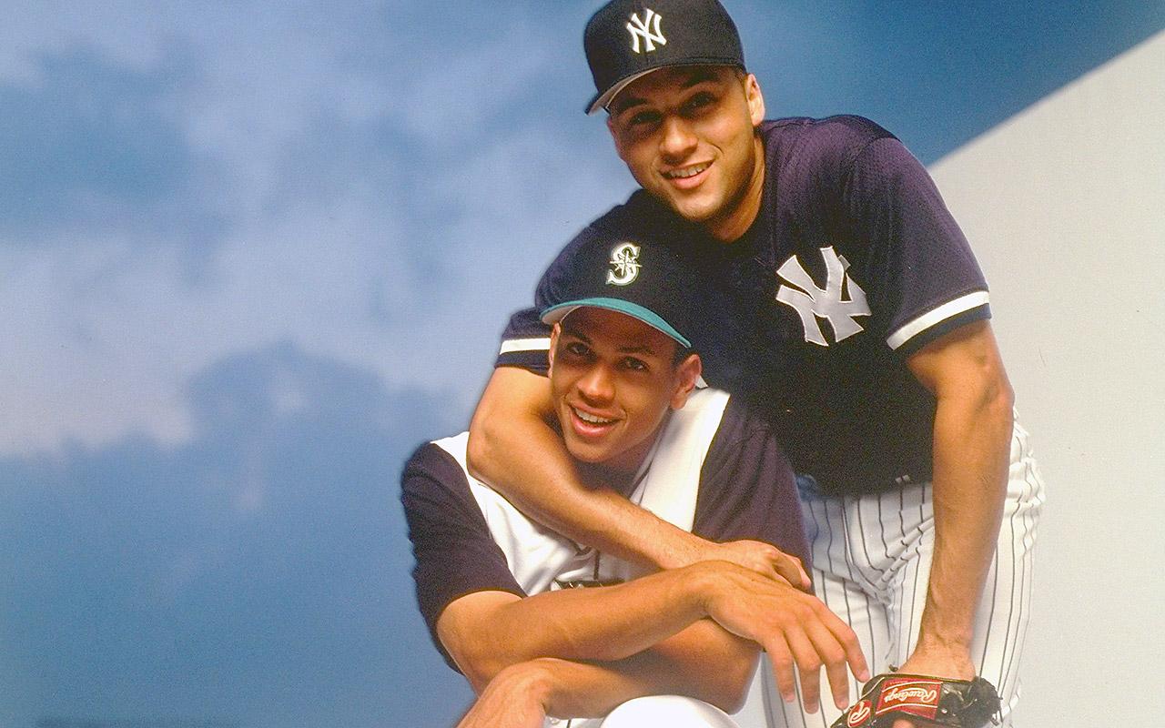 Long On Shortstops The Yankees Derek Jeter Is Part Of A Rich Crop