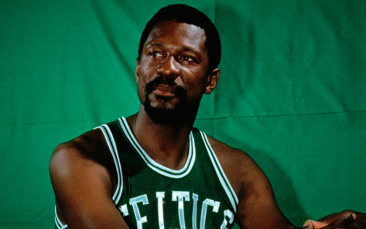 Image result for bill russell