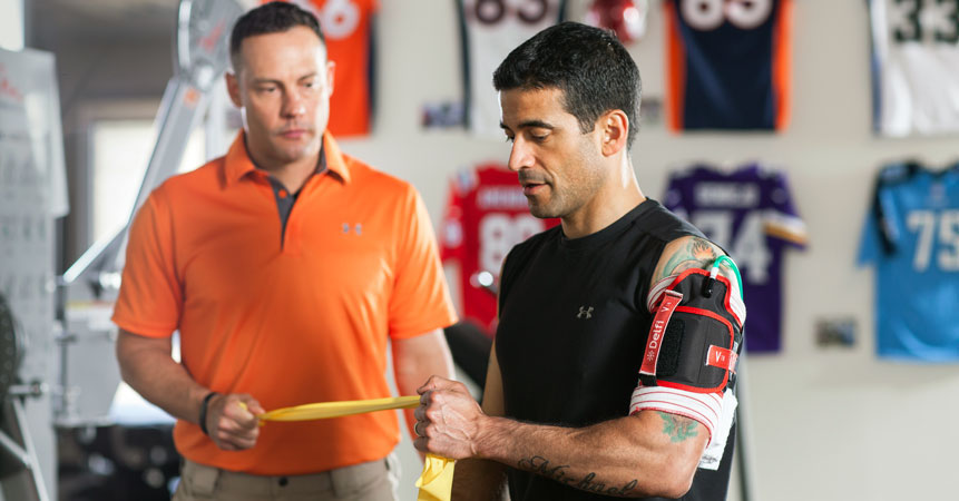 Could Blood Flow Restriction training help athletes ...
