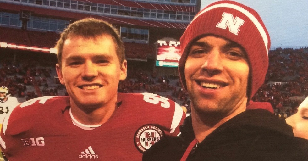 How Nebraska S Spencer Lindsay Coped With Losing His Two