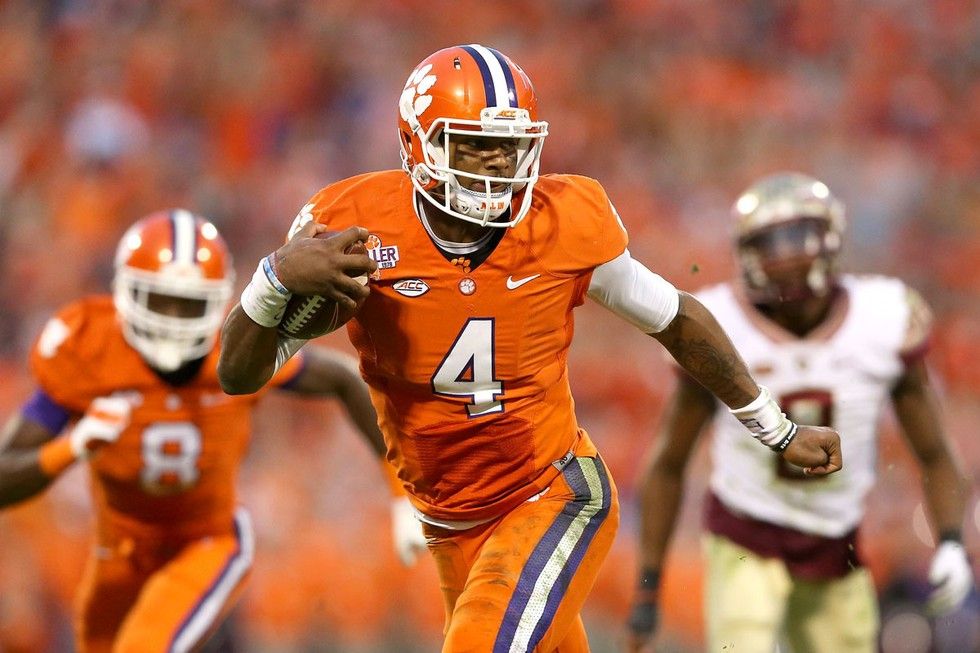 How Is Clemson Qb Deshaun Watson Viewed By Nfl Scouts