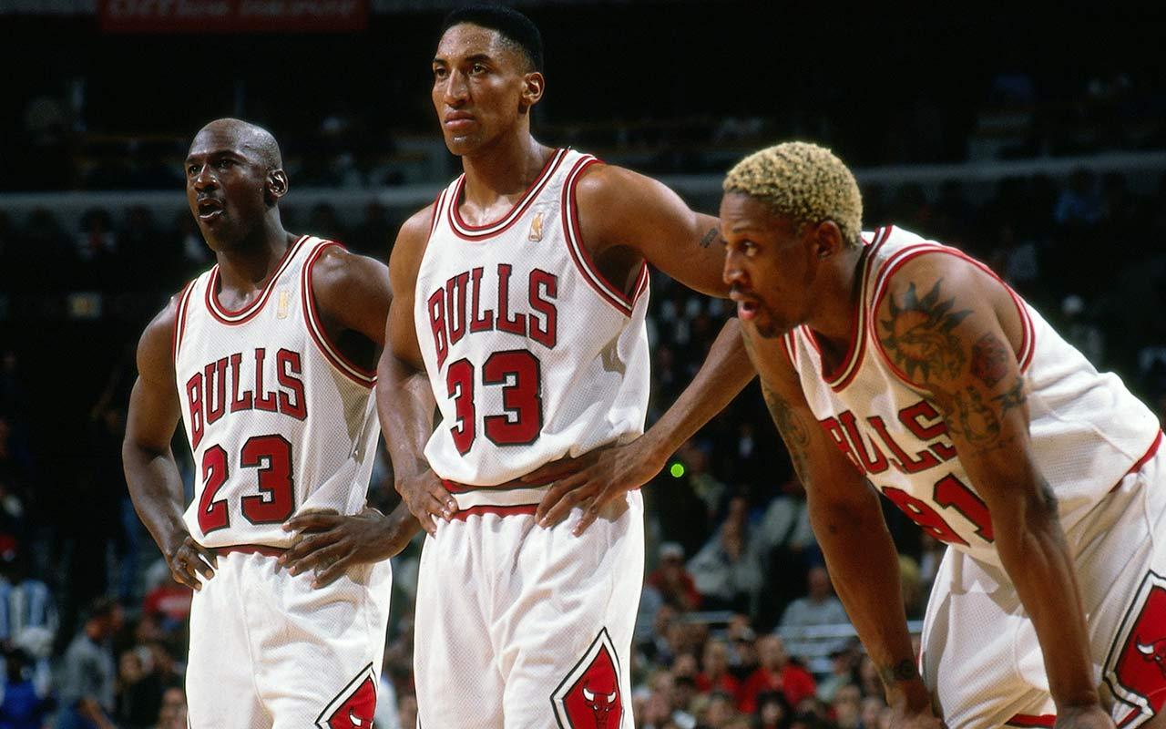 low priced 4ee7c f84bb Are Michael Jordan's Bulls bad for the NBA? | Vault