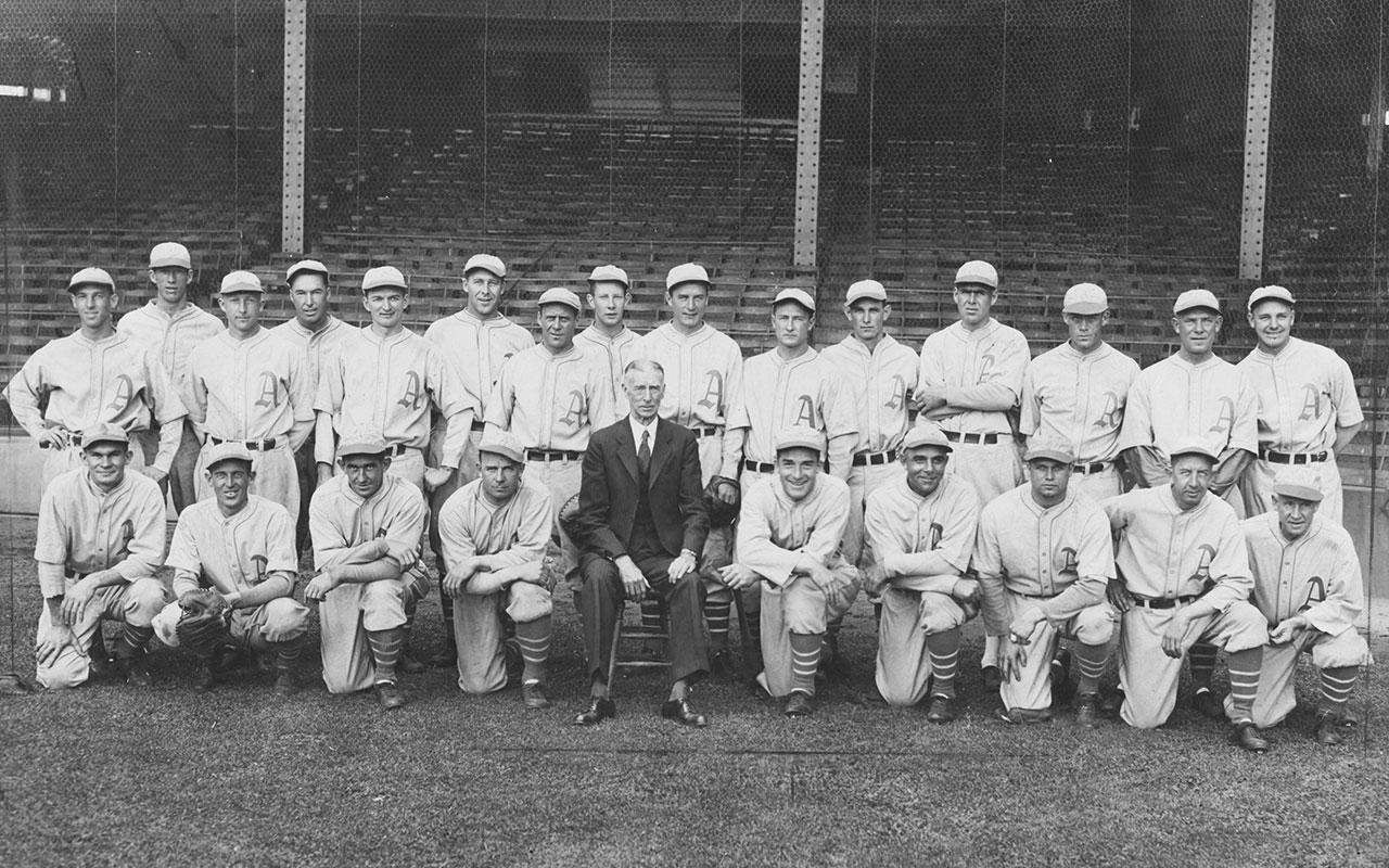 f30fb63d1ebf31 Philadelphia A's: The greatest MLB team that history forgot | Vault