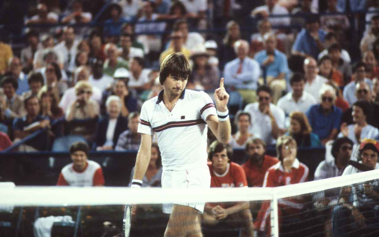Jimmy Connors was Raised by Women to Conquer Men | Vault