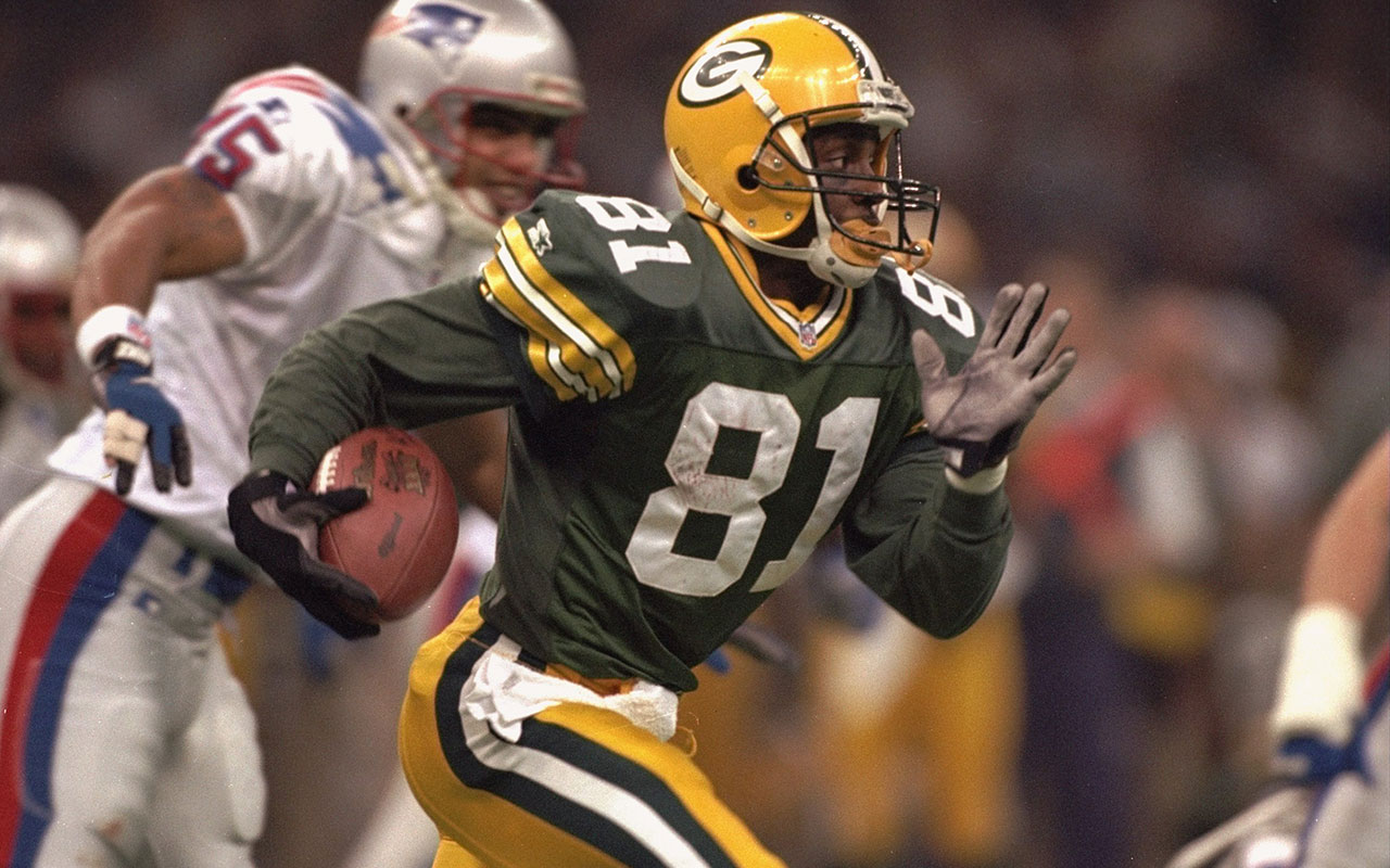 e78f57c96 Super Bowl 31  Brett Favre