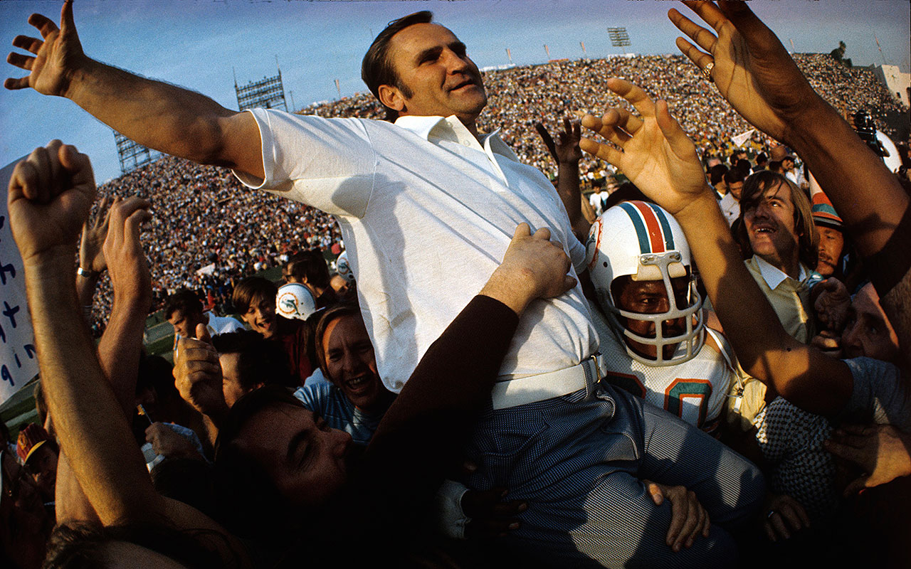 don shula  dolphins great u2019s 1993 sportsman of the year essay